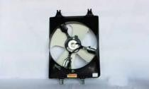 1999 - 2004 Honda Odyssey Condenser Cooling Fan Assembly