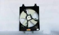 1999-2004 Honda Odyssey Condenser Cooling Fan Assembly