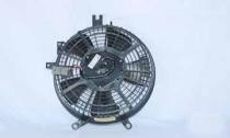 1995 - 1997 Geo Metro Condenser Cooling Fan Assembly