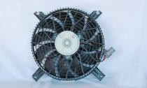 1999 - 2001 Chevrolet (Chevy) Tracker Condenser Cooling Fan Assembly Replacement