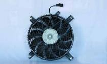 2002 - 2004 Chevrolet (Chevy) Tracker Condenser Cooling Fan Assembly