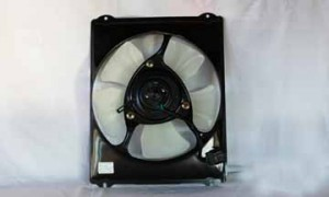 1995-1999 Subaru Legacy Condenser Cooling Fan Assembly (GT)