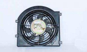 1998-2002 Honda Passport Condenser Cooling Fan Assembly