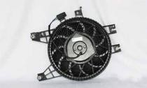 2001-2007 Toyota Sequoia Condenser Cooling Fan Assembly