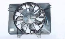 2002 - 2005 Kia Sedona Condenser Cooling Fan Assembly