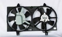 2000 - 2006 Nissan Sentra Radiator Cooling Fan Assembly