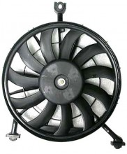 1995-1998 Pontiac Grand Am Radiator Cooling Fan Assembly