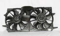 2003 - 2005 Pontiac Grand Am Radiator Cooling Fan Assembly