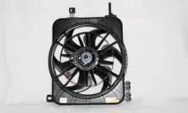 1995 - 2005 Chevrolet (Chevy) Cavalier Radiator Cooling Fan Assembly