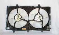 1989 - 1994 Nissan Maxima Radiator Cooling Fan Assembly