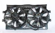 1994 - 1997 Chrysler New Yorker LHS Radiator Cooling Fan Assembly