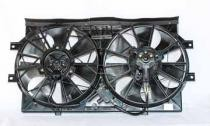 1993-1997 Dodge Intrepid Radiator Cooling Fan Assembly
