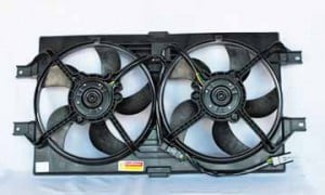 1999-2004 Chrysler 300M Radiator Cooling Fan Assembly