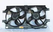 1998 - 2004 Chrysler Concorde Radiator Cooling Fan Assembly