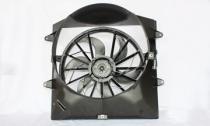 1999 - 2000 Jeep Grand Cherokee Radiator Cooling Fan Assembly