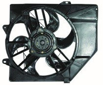 1993 - 1996 Ford Escort Radiator Cooling Fan Assembly