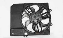 1997 - 2002 Ford Escort Radiator Cooling Fan Assembly
