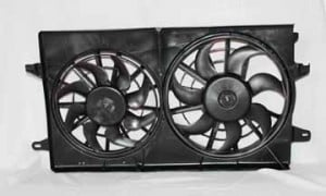 1995-1998 Ford Windstar Radiator Cooling Fan Assembly
