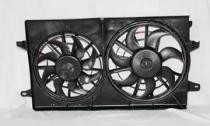 1995 - 1998 Ford Windstar Radiator Cooling Fan Assembly