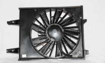 1996 - 1998 Nissan Quest Van Radiator Cooling Fan Assembly
