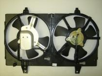 2000 - 2001 Nissan Maxima Radiator Cooling Fan Assembly