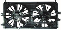 2000 - 2003 Chevrolet (Chevy) Monte Carlo Radiator Cooling Fan Assembly