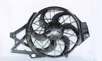 1998 Ford Mustang Radiator Cooling Fan Assembly
