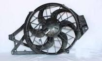 1997 Ford Mustang Radiator Cooling Fan Assembly