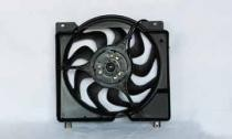 1997 - 2001 Jeep Cherokee Radiator Cooling Fan Assembly