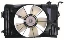 2003 - 2008 Pontiac Vibe Radiator Cooling Fan Assembly