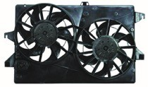 1999 - 2000 Ford Contour Radiator Cooling Fan Assembly