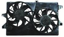 1999 - 2000 Mercury Mystique Radiator Cooling Fan Assembly