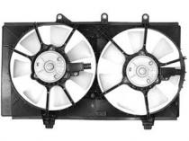 2004 - 2005 Dodge Neon Radiator Cooling Fan Assembly