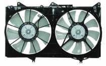 2002 - 2006 Toyota Camry Radiator Cooling Fan Assembly (V6)