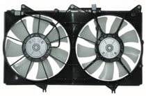 2002 - 2003 Lexus ES300 Radiator Cooling Fan Assembly