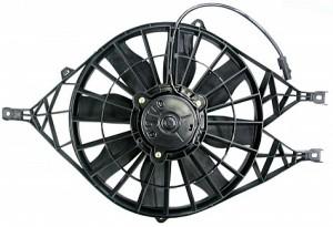 1997-2004 Dodge Dakota Radiator Cooling Fan Assembly