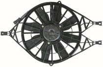 1997 - 2004 Dodge Dakota Radiator Cooling Fan Assembly
