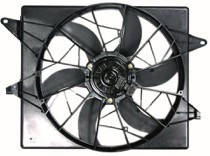 1994 - 1997 Ford Thunderbird Radiator Cooling Fan Assembly