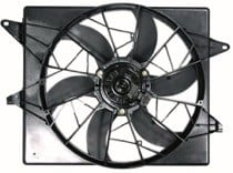 1994 - 1997 Mercury Cougar Radiator Cooling Fan Assembly