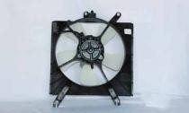 2002 - 2005 Kia Rio5 Radiator Cooling Fan Assembly