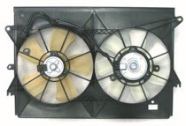 2005 - 2010 Scion tC Radiator Cooling Fan Assembly
