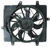 RADIATOR CONDENSER COOLING FAN FOR CHRYSLER FITS PT CRUISER 2.4 L4 CH3115146