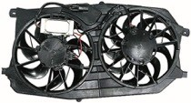 2005 - 2007 Ford Freestyle Radiator Cooling Fan Assembly