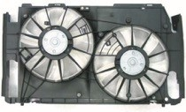 2006 - 2011 Toyota RAV4 Radiator Cooling Fan Assembly
