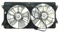 2000 - 2005 Toyota Celica Radiator Cooling Fan Assembly