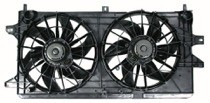 2004 - 2005 Chevrolet (Chevy) Impala Radiator Cooling Fan Assembly