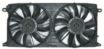 2000 - 2005 Cadillac Deville Radiator Cooling Fan Assembly