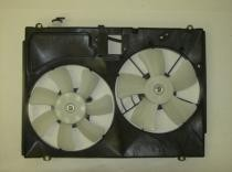 2006-2007 Toyota Sienna Radiator Cooling Fan Assembly