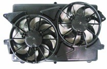 2004 - 2007 Saturn Vue Radiator Cooling Fan Assembly