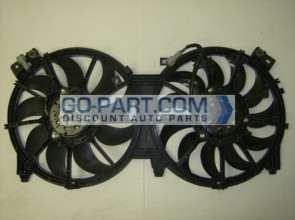 2007-2011 Nissan Altima Radiator Cooling Fan Assembly